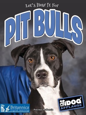 cover image of Pit Bulls