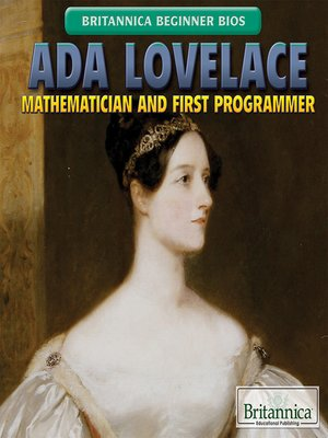 cover image of Ada Lovelace