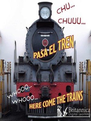cover image of CHU... CHUU... Pasa el tren