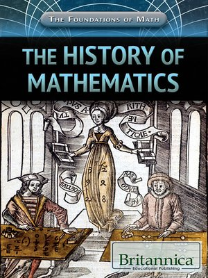 cover image of The History of Mathematics