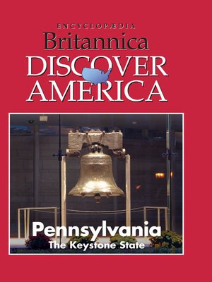cover image of Pennsylvania: The Keystone State