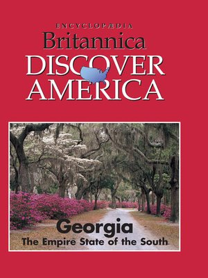 cover image of Georgia: The Empire State of the South