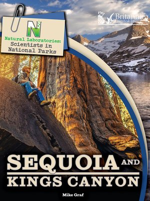 cover image of Sequoia and Kings Canyon