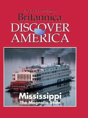 cover image of Mississippi: The Magnolia State