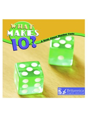 cover image of What Makes 10?