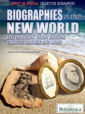 cover image of Biographies of the New World