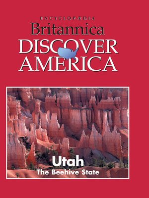 cover image of Utah: The Beehive State