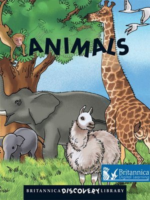 cover image of Animals