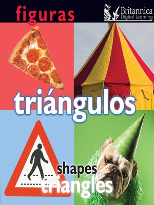 cover image of Figuras: Triángulos