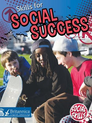 cover image of Skills for Social Success