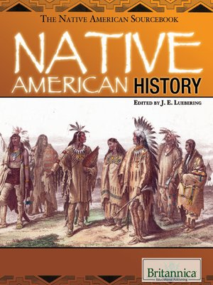 cover image of Native American History