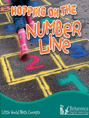 cover image of Hopping on the Number Line