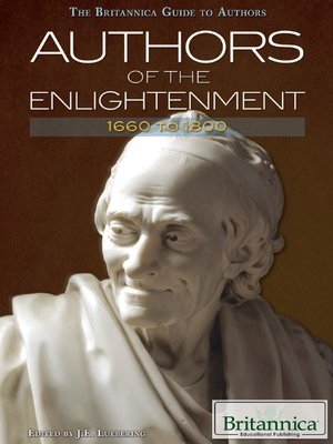cover image of Authors of The Enlightenment