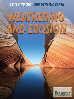 cover image of Weathering and Erosion