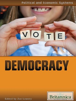 cover image of Democracy