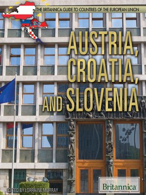 cover image of Austria, Croatia, and Slovenia