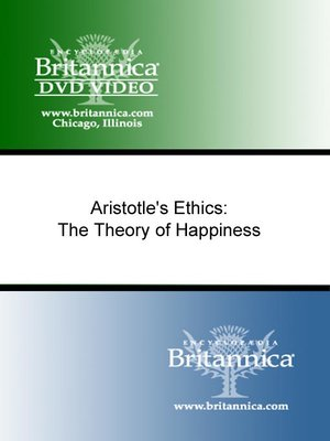 cover image of Aristotle's Ethics
