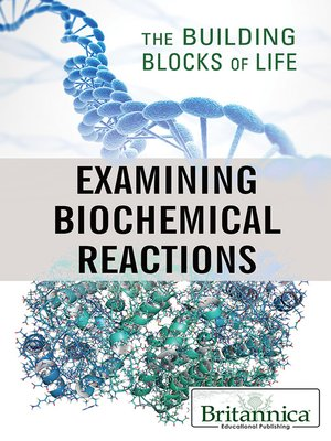 cover image of Examining Biochemical Reactions