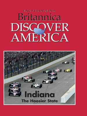 cover image of Indiana: The Hoosier State