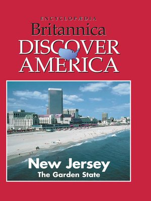cover image of New Jersey: The Garden State