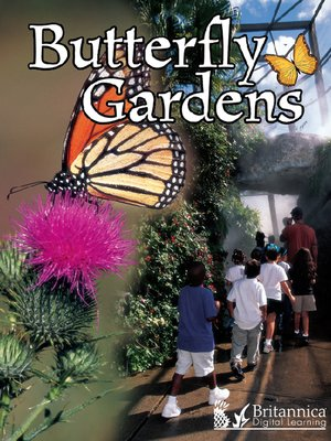 cover image of Butterfly Gardens
