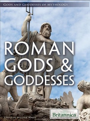 cover image of Roman Gods & Goddesses
