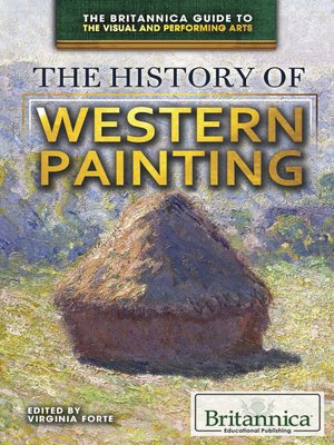 Britannica guide to the visual and performing artsseries cover image of the history of western painting fandeluxe Choice Image