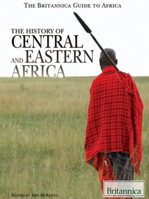 cover image of The History of Central and Eastern Africa
