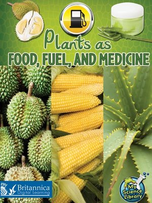 cover image of Plants as Food, Fuel, and Medicine