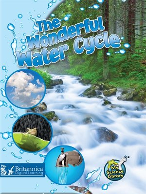 cover image of The Wonderful Water Cycle