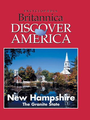 cover image of New Hampshire: The Granite State