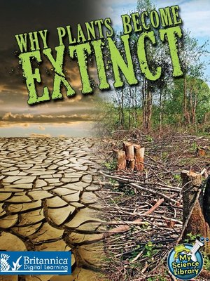 cover image of Why Plants Become Extinct