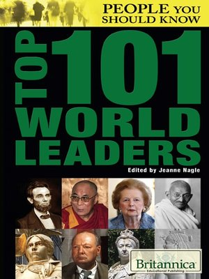 cover image of Top 101 World Leaders