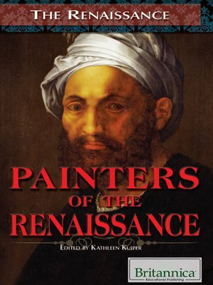 cover image of Painters of the Renaissance