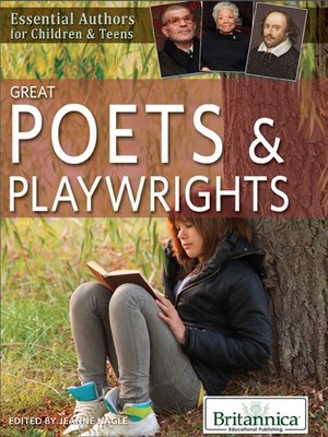 cover image of Great Poets & Playwrights