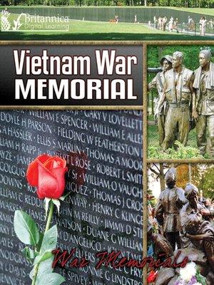 cover image of Vietnam War Memorial