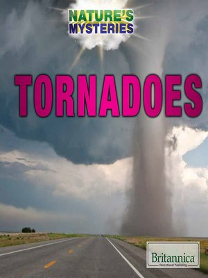 cover image of Tornadoes