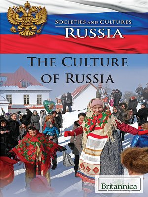 cover image of The Culture of Russia