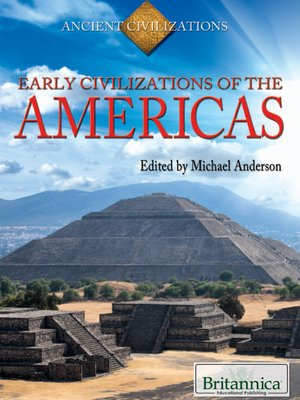 cover image of Early Civilizations of the Americas