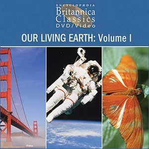 cover image of Our Living Earth, Volume 1: Part 1 of 2