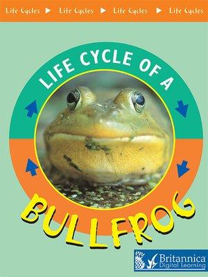 cover image of Bullfrog