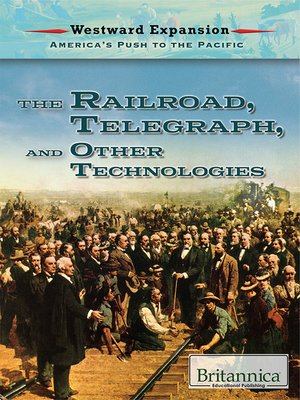 cover image of The Railroad, the Telegraph, and Other Technologies