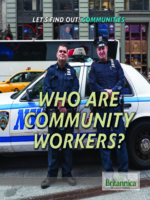 cover image of Who Are Community Workers?