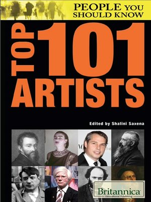 cover image of Top 101 Artists