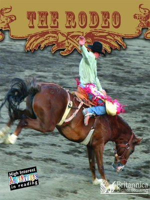 cover image of The Rodeo