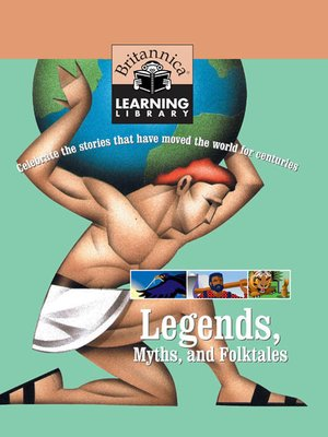 cover image of Legends, Myths, and Folktales