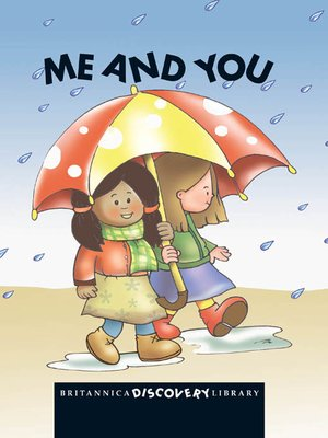 cover image of Britannica Discovery Library: Me and You