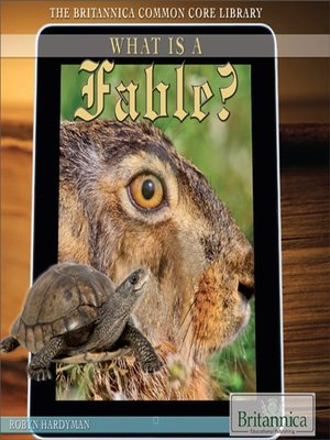 cover image of What Is a Fable?