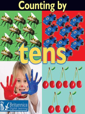 cover image of Counting by: Tens