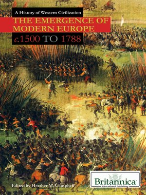 cover image of The Emergence of Modern Europe